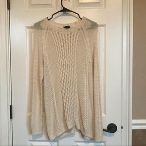 NWOT Cable Knit Sweater